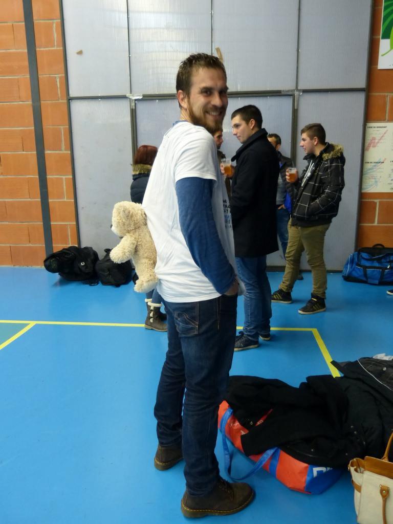 19/11/2016 Championnat contre Confolens