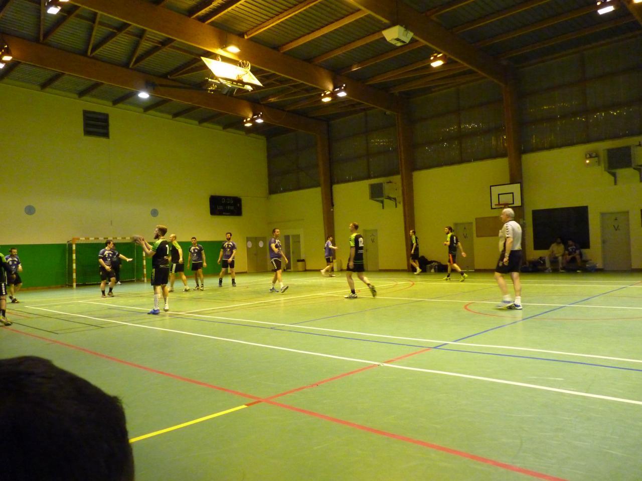 18/02/2017 Coupe Charente 1/8 finale contre Aigre