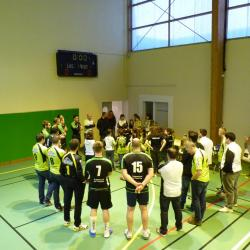 18/02/2017 Remise maillot sponsor AXA