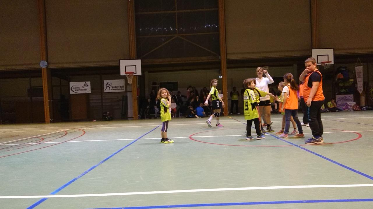 Match enfants