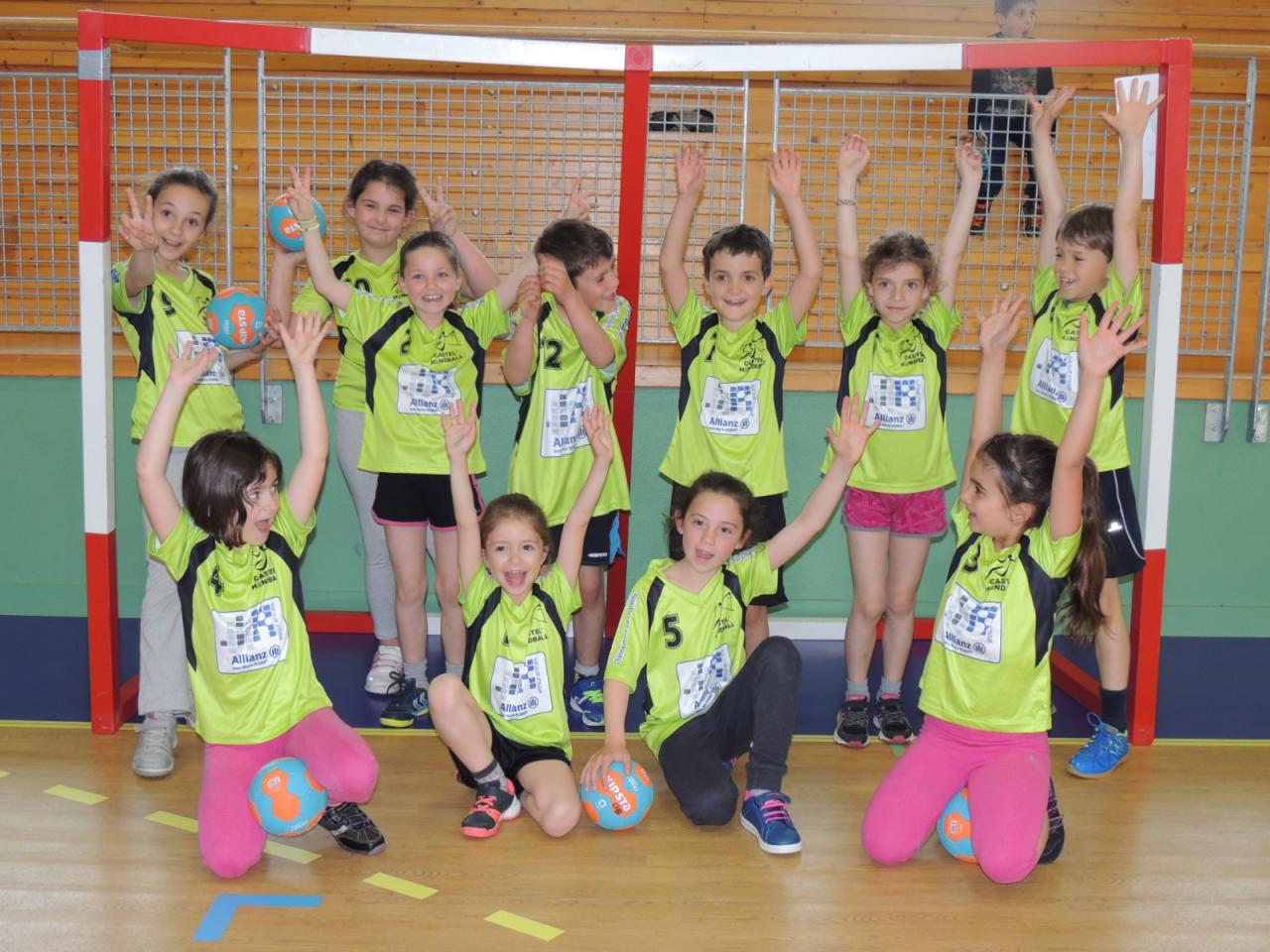 Mini Handball Tour - 9 ans