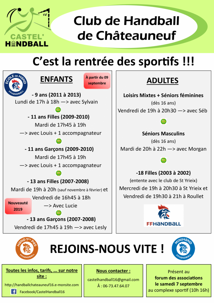 2019 2020 rentree affiche a4 1
