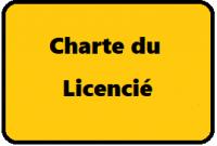 Charte licencie