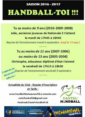 Flyer enfants
