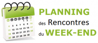 Planning week end
